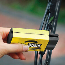 Car Windshield Wiper Blade Restorer Cleaner Van Wiper Wizard with 5 Wizard Wipes