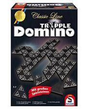 TRIPPLE DOMINO - CLASSIC LINE - Schmidt 49287 - NEU