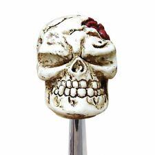Munch Skull Custom Shift Knob mgb wrecker hotrod gear racing imca 1932 7.3 mac