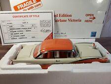 Danbury Mint 1956 Ford Fairlane Victoria 1:24 Scale Diecast Model Car Limited Ed