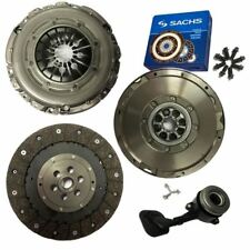 CLUTCH KIT, SACHS DUAL MASS FLYWHEEL, CSC AND BOLTS FOR FORD C-MAX MPV 1.8 TDCI