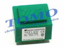 Trasformatore incapsulato PCB THT TEZ1.5/D230/15V