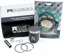 2001-2002 Suzuki RM250 Namura Top End Rebuild Piston Kit Rings Gaskets '01-'02 B
