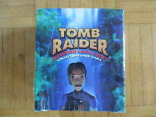 Tomb Raider Slippery When Wet SEALED NEW Booster Display 48 New Expansion Packs