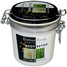 Bettina Barty pflege Botanical Body Butter Rice Milk & Bamboo 400 Ml