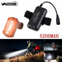 8.4V Rechargeable Battery Pack Waterproof with Bicycle Rear Light