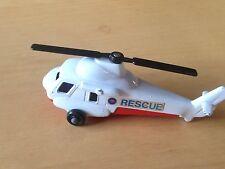 Matchbox Lesney Nº 75 Seasprite helicóptero 1976 Diecast Modelo Vintage