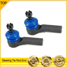 2X MEVOTECH Steering Tie Rod Ends FRONT OUTER for 2001-2005 MAZDA TRIBUTE 16 mm