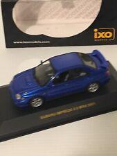 IXO SUBARU IMPREZA 2.0 WRX 2001 1/43 SCALE