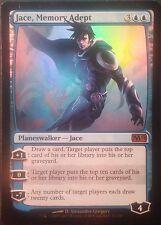 Jace, expert en mémoire PREMIUM / FOIL VO - Jace, memory adept  - Magic mtg -