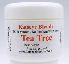 Tea Tree Healing Cream x 50ml No Parabens/DEA/MEA
