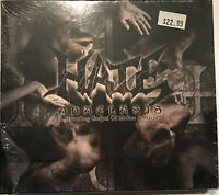 Hate – Anaclasis: A Haunting Gospel Of Malice & Hatred CD 2005 Listenable France