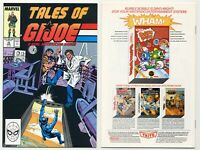Tales of GI Joe #15 (NM+ 9.6) 1st appearance Major Bludd FINAL ISSUE 1989 Marvel