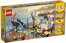LEGO Creator - 31084 Piraten-Achterbahn - Neu & OVP