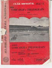 GAA 1973 All Ireland Football Semi-Final Cork Tyrone * 2
