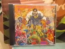 """MASSIVE ATTACK V MAD PROFESSOR """" NO PROTECTION """" CD 1995"""