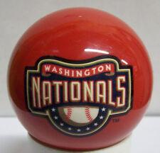 Washington Nationals Pool Ball Red
