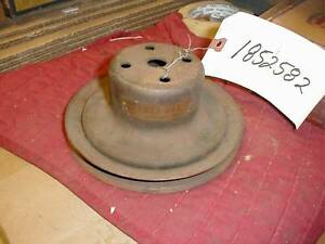 NOS MOPAR 1957-69 WIDE BLOCK 318 273 318 340 W/P PULLEY