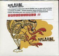 "MALAJUBE ""Le compte complet"" (CD Digipack) 2004 -NEUF-"