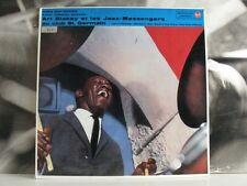 ART BLAKEY ET LES JAZZ MESSENGER AU CLUB ST. GERMAIN VOL. 1 LP RCA ITALIANA 1959