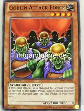 YU-GI-OH - 1x Goblin Attack Force-bp02-War of the Giants Engl