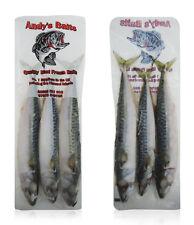 Frozen Sea Fishing Bait - Mackerel, Blueys, Sandeel, Black Lug, Cuttlefish