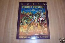GURPS Planet Krishna - Steve Jackson Games - OOP