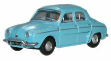 Oxford 76RD001 Renault Dauphine Light Blue 1/76 Scale New in Case – T48 Post