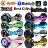 """6.5"""" Hoverboard Bluetooth Electric Self Balancing Bag LED Lights Scooter- UL2272"""
