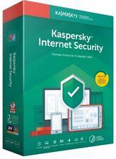Kaspersky Internet Security 2021 1,3,5,10 Geräte 1-2 Jahre wählbar ESD Lizenz