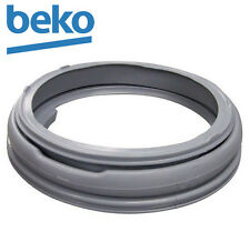 Genuine Beko Rubber Door Seal Gasket 2804860200 for WM WMA WMD Washing Machines