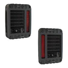 JW Speaker 0347531 279 J Series LED Tail Light Kit Plug N Pay DOT 07-18 Jeep JK