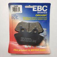 EBC Brakes Organic Motorcycle Disc Brake Pad FA400 Replacement - New Fast Ship!