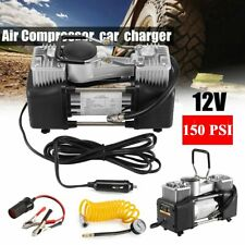 Mini Kompressor 12 Volt 10 bar 150PSI Auto KFZ Druckluft Elektrische Luftpumpe