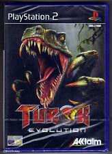 Turok: Evolution (Sony PlayStation 2, 2002)