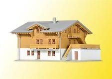 36809 Kibri Z Gauge Kit of a Chalet Gsteig - NEW