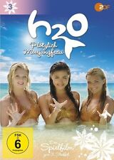 H2O PLÖTZLICH MEERJUNGFRAU - FILM ZUR 3. STAFFEL (C. HEINE,..) DVD NEU