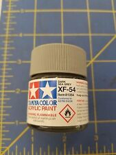 Tamiya Xf-54 Dark Sea Grey 23ml #81354 Acrylic Paint Ships from Usa