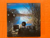 Alpha Male Tea Party - Droids    Transluscent Blue vinyl LP 2014 album near mint