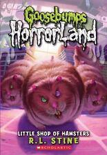 Little Shop of Hamsters (Goosebumps Horrorland #14) (Paperback or Softback)