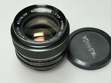 Weltblick Super 55mm F1.4 M42