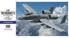 Hasegawa 1/72 A10C Thunderbolt II USAF Attacker HSG1573