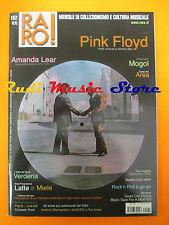 rivista RARO 162/2005 Amanda Lear Mogol Pink Floyd Latte & Miele Verdena  No cd