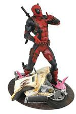 Deadpool Taco Truck Marvel Gallery 10 Inch PVC Statue