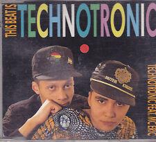 Technotronic-This Beat Is Technotronic  cd maxi single