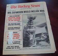 The Hockey News vol 30 no.34 June 1977 Montreal Canadians Stanley Cup Champions