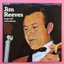 Jim Reeves - Sings avec Friends - RCA cds-1128 ex-condition Vinyle LP