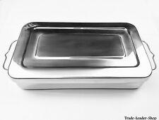 Instrumenten Box Clip Schale Deckel 25 x 15 cm Besteck Aufbewahrung Steri Ablage
