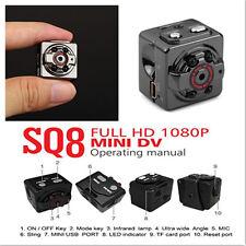 Full HD 1080P Mini Cam Sport DV Spy Hidden Motion Detectors Night Vision Cameras