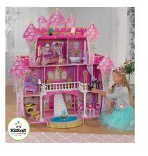 Kidkraft Far Far Away De Madera Niños Niñas muebles del Dollhouse se adapta a Barbie Nuevo Y En Caja